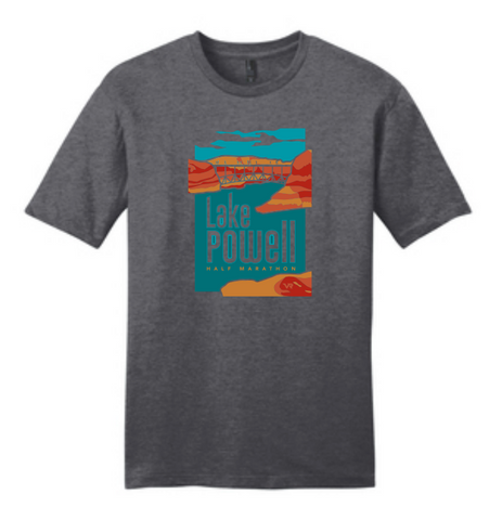 Lake Powell Men's T-Shirt - Bridge Runners