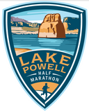 Lake Powell Half Marathon Sticker