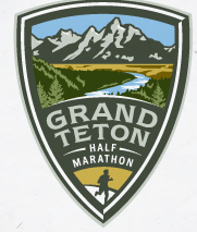 Grand Teton Half Marathon PATCH
