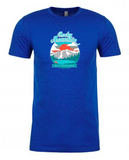 Rocky Mountain Half Sunset T-Shirt-Men's