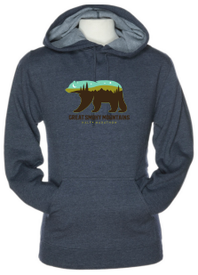 Great Smoky Mountain Bear Sweatshirt
