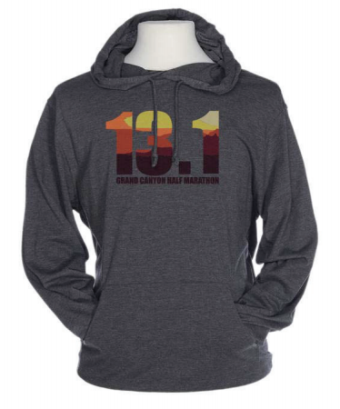 Grand Canyon-13.1 Beach Hoodie