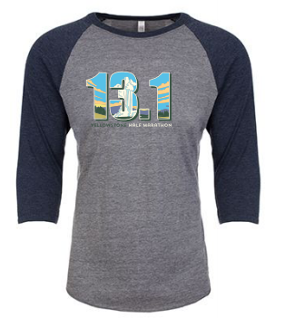 Yellowstone 13.1 Old Faithful 3/4 Sleeve Raglan Shirt