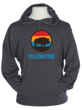 Yellowstone Bison Beach Hoodie
