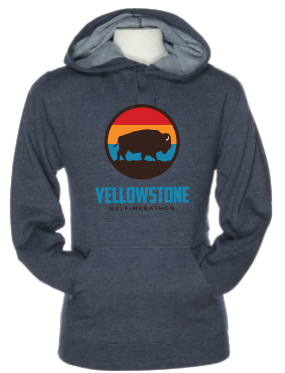 Yellowstone Bison Sweathshirt