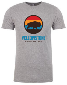 Yellowstone Bison Men's T-Shirt
