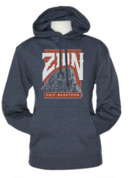Zion Angels Landing Sweatshirt