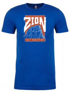Zion Angels Landing Men's T-Shirt