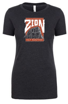 Zion Angels Landing Women's T-Shirt