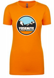 Yosemite Half Tunnel View Women's T-Shirt