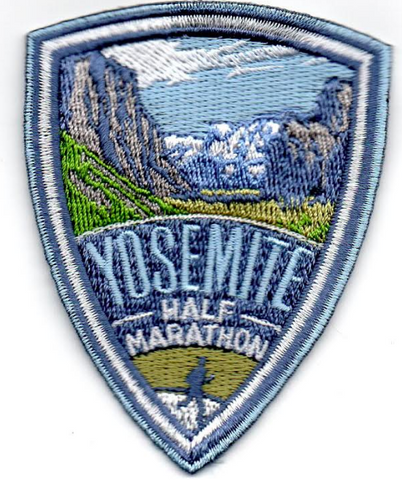 Yosemite Half Marathon PATCH
