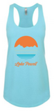 Lake Powell Circle Sunset Women's Tank