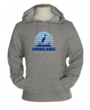 Everglades Great Heron Sweatshirt
