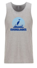 Everglades Great Heron Men's Tank