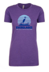 Everglades Great Heron Women's T-Shirt