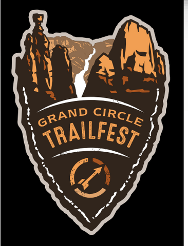 Grand Circle Trailfest Stickers