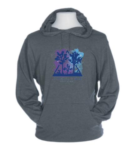 Joshua Tree Triangle Beach Hoodie