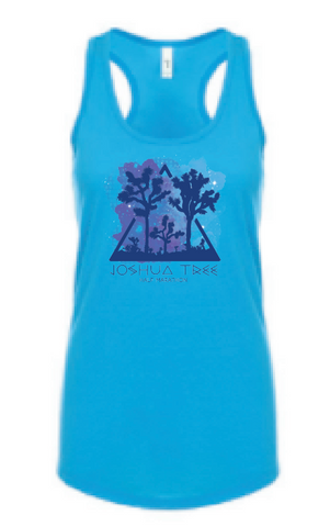 Joshua Tree Triangle Women's Tank