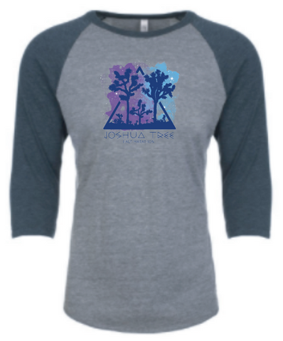 Joshua Tree Triangle Baseball Tees