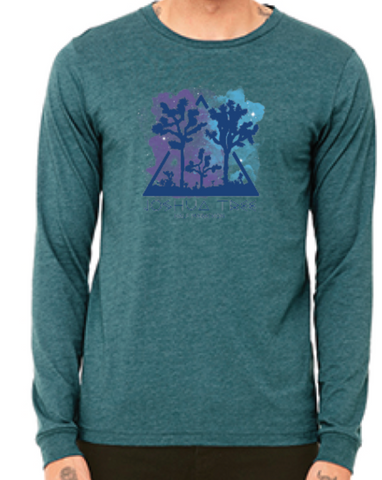 Joshua Tree Triangle Long Sleeve Shirt