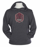 Antelope Canyon Ultra Slot Canyon Beach Hoodie