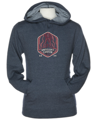 Antelope Canyon Ultra Slot Canyon Sweatshirt