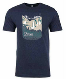 Yosemite Falls Men's T-Shirt