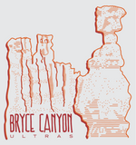 Bryce Canyon Ultra - Thor's Hammer Beach Hoodie