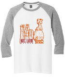 Bryce Canyon Ultra-Thors Hammer Baseball Raglan T-shirt