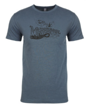 Mt Rushmore Half Marathon Men's T-Shirt
