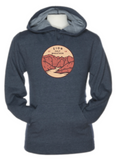 West Temple Zion Half Sweatshirt