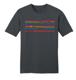 VR Rainbow Parks - T-Shirt (Men's and Women's)