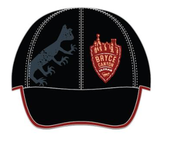 Bryce Canyon Performance Running Hat