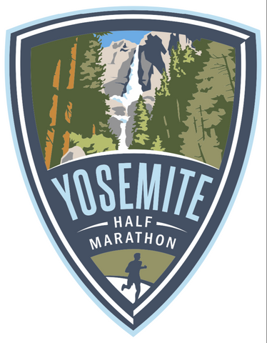 Yosemite Race Logo Sticker