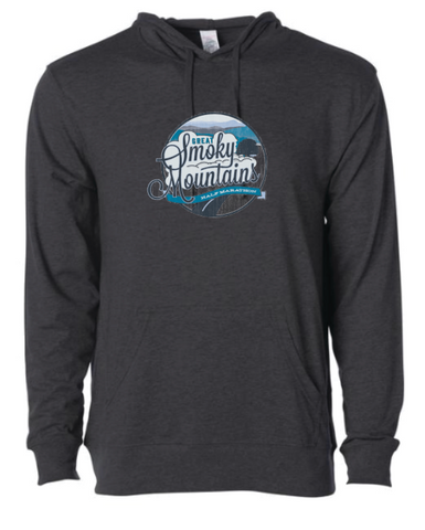 Great Smoky Mountains Beach Hoodie