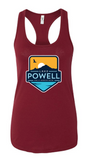 Lake Powell Bird and Sun Badge Women's Tank