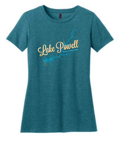 Lake Powell Map-Women's Shirt
