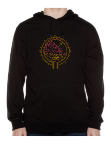 Zion Half Marathon Mountain of the Sun Beach Hoodie