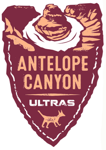 Antelope Canyon Ultra Sticker