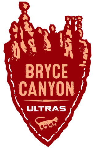 Bryce Canyon Ultra Iron on Patch