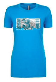 Glacier 13.1 Mountain Goat Women's T-Shirt