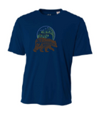 Shenandoah Bear Men's Tech Shirt