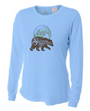 Shenandoah Bear Women's Tech Shirt