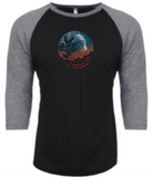 Joshua Tree Galaxy - Baseball Tee
