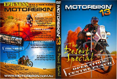 Motorbikin' DVDs: Works Burger Special