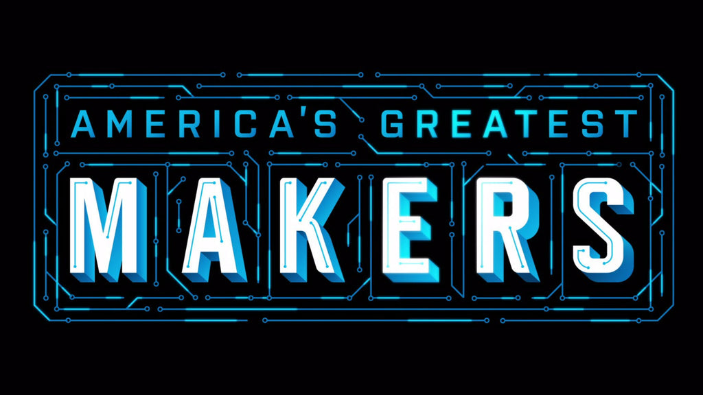 Filabot Featured on Intel's 'Americas Greatest Makers'!