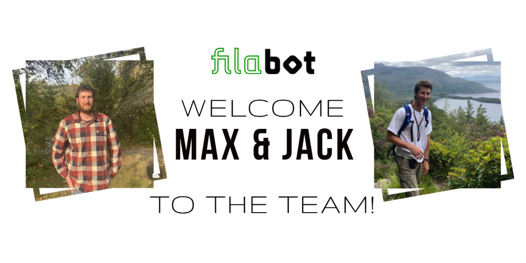 A Warm Welcome to Our Newest Team Members Max and Jack!