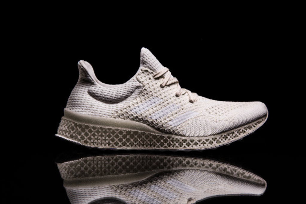 on sale c0b71 a9998 Mass 3D Printing Possibilities with Adidas s Futurecraft 4D