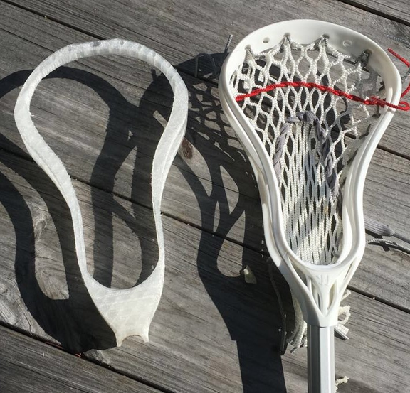 #3DThursday: Lacrosse Head
