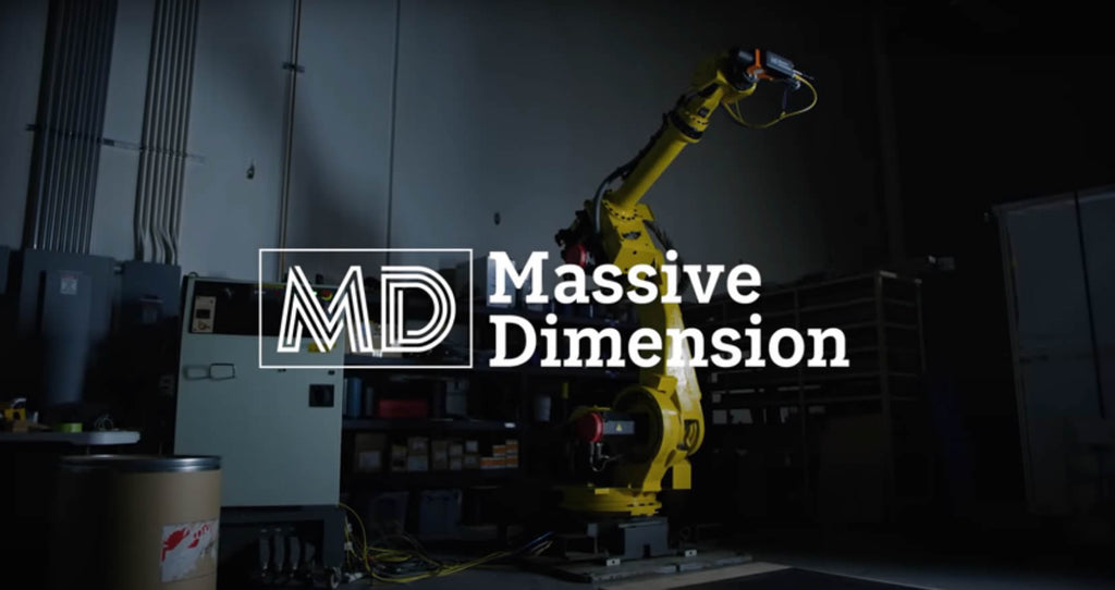 🎉 Re-Introducing Massive Dimension 3D Printing
